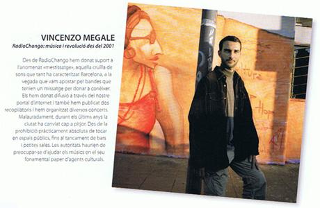 Vincenzo Megale en 'Barcelona És Bona Si La Música Sona'